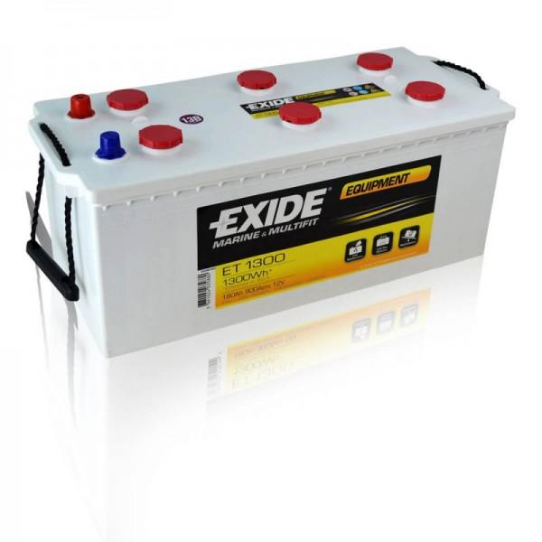 Exide-ET1300-Equipment-Semi-traction-180Ah-Batterie