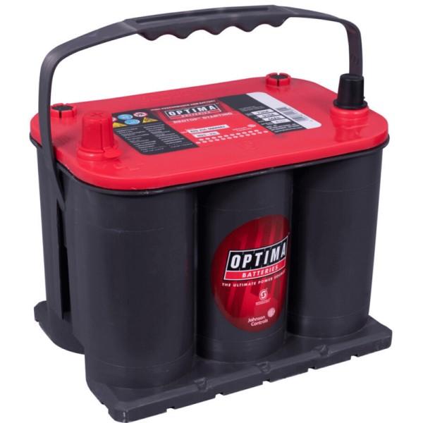 Optima RT S 3,7 RedTop 44Ah Autobatterie