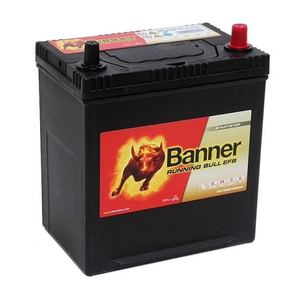 Banner 538 15 Running Bull EFB Autobatterie 38Ah