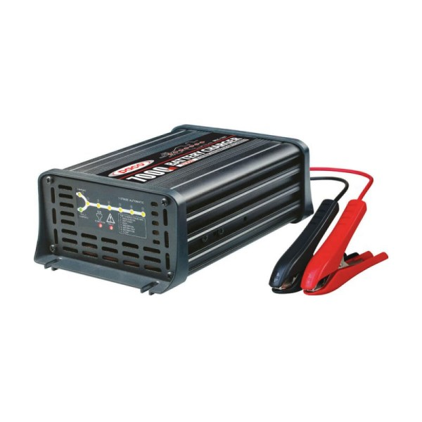 PACO MBC1207 7A/12V Batterieladegerät