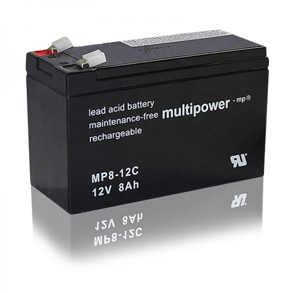 Multipower-MP8-12C-8Ah-AGM-Batterie