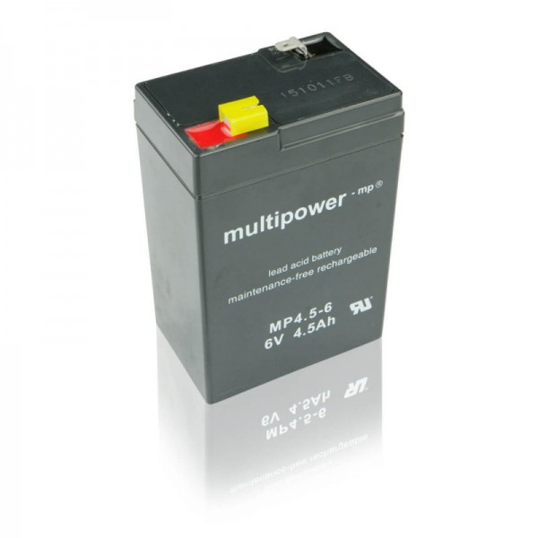 Multipower-MP4,5-6-6V-4,5Ah-USV-Batterie