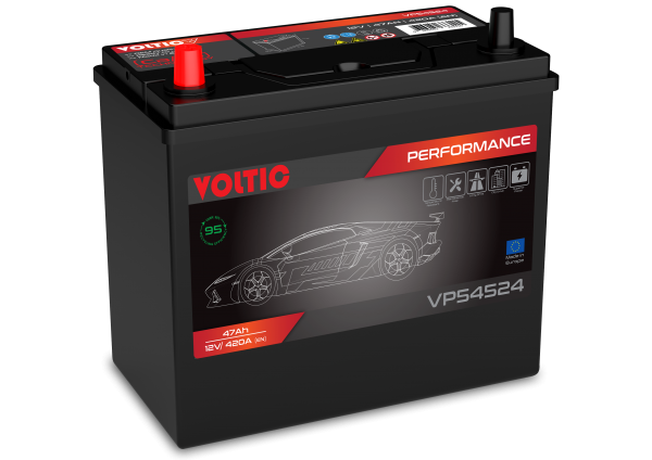 Voltic VP54524 Perfomance 47Ah Autobatterie 545 158 033
