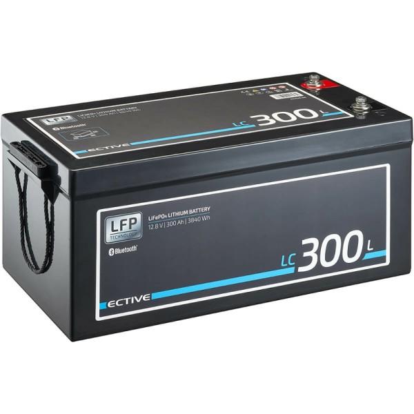 ECTIVE LC 300L BT 12V LiFePO4 Lithium Versorgungsbatterie 300 Ah