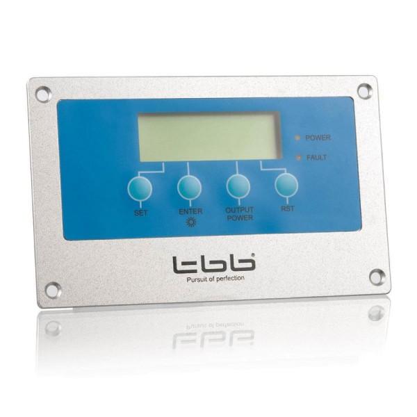 TBB Trident LCD Batterie-Computer inkl. 3 m Kabel