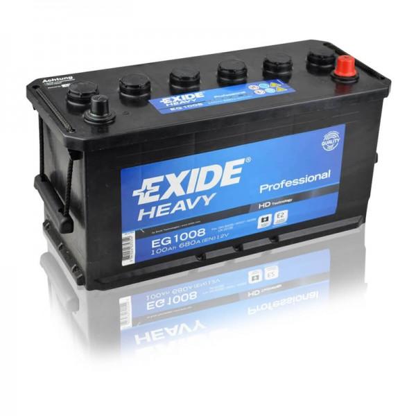 Exide-EG1008-Heavy-Professional-100Ah-LKW-Batterie