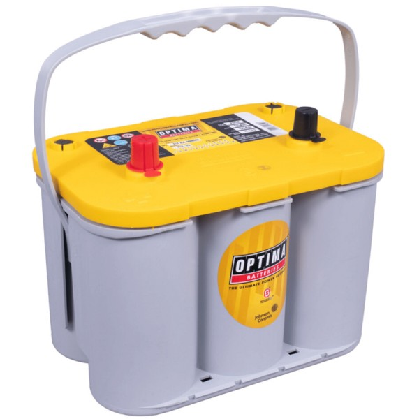 Optima YT S 4,2 YellowTop 55Ah Batterie