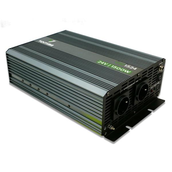 VOLTIMA VSP1524 Sinus-Inverter 1500W/24V Sinus-Wechselrichter