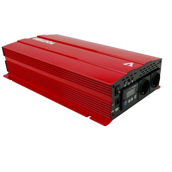 VOLTIMA VSI202 Sinus-Inverter 2000W/12V Sinus-Wechselrichter