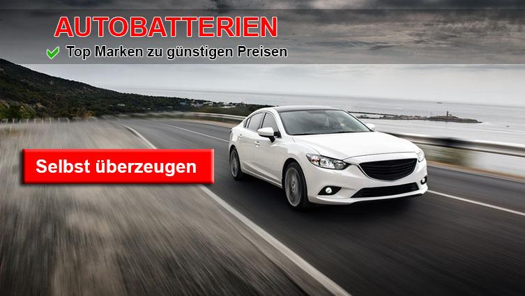 auto batterien