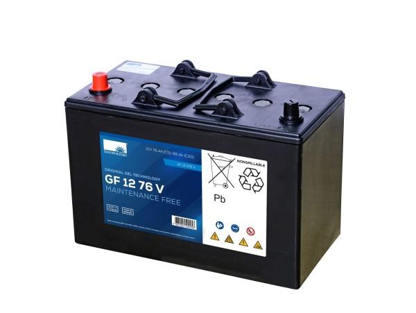 Sonnenschein GF 12 76 V GEL 86 Ah Batterie