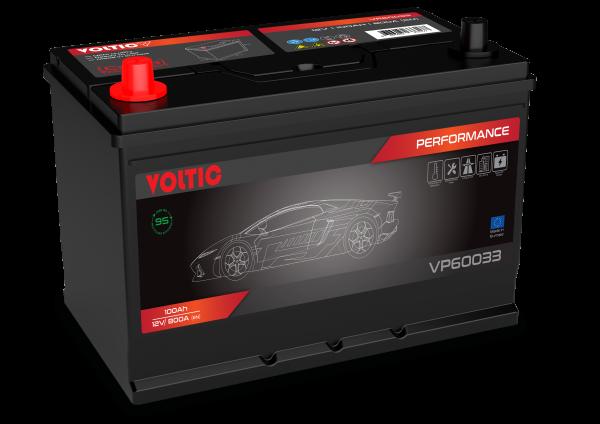 Voltic VP60033 Perfomance 100Ah Autobatterie 595 405 083