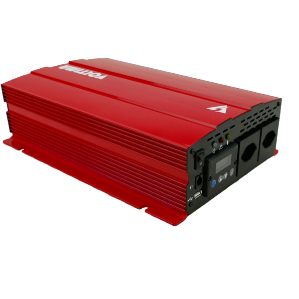 VOLTIMA VSI102 Sinus-Inverter 1000W/12V Sinus-Wechselrichter (CH)