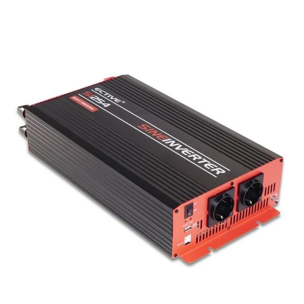 ECTIVE SI252 Sinus-Inverter 2500W/12V Sinus-Wechselrichter