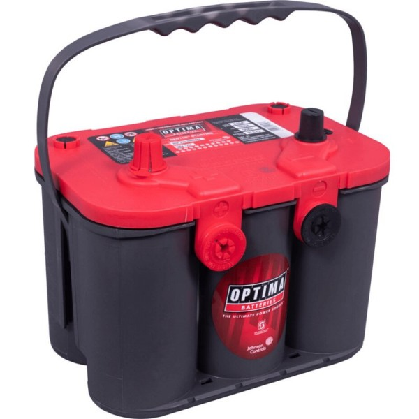 Optima RT U 4,2 RedTop 50Ah Autobatterie