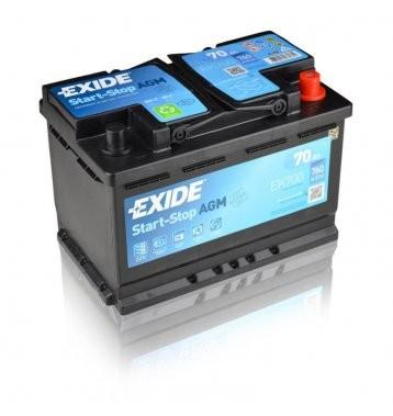 Exide-EK700-AGM-70Ah-Autobatterie
