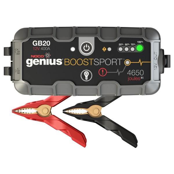 NOCO Genius Boost HD GB20 Jumpstarter 12V 400A Starthilfe