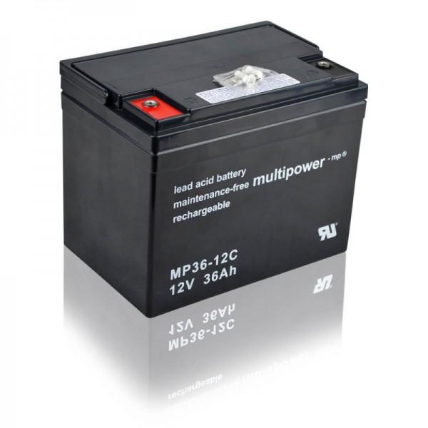 Multipower-MP36-12C-36Ah-AGM-Batterie