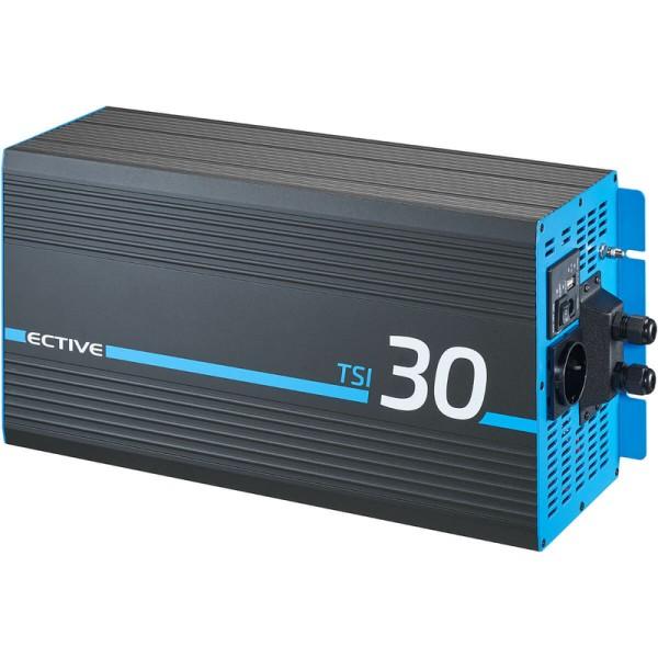 ECTIVE TSI 30 Sinus-Inverter 3000W/12V Sinus-Wechselrichter mit NVS