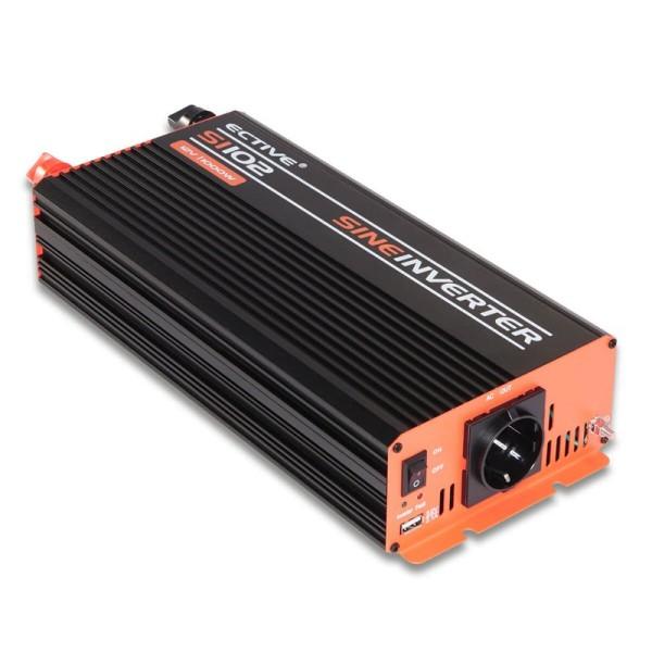 ECTIVE SI102 Sinus-Inverter 1000W/12V Sinus-Wechselrichter