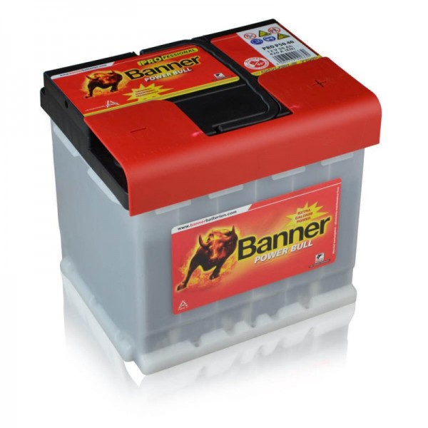 Banner-P5040-Power-Bull-Professional-50Ah-Autobatterie
