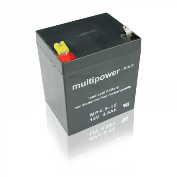 Multipower-MP4,5-12-4,5Ah-USV-Batterie
