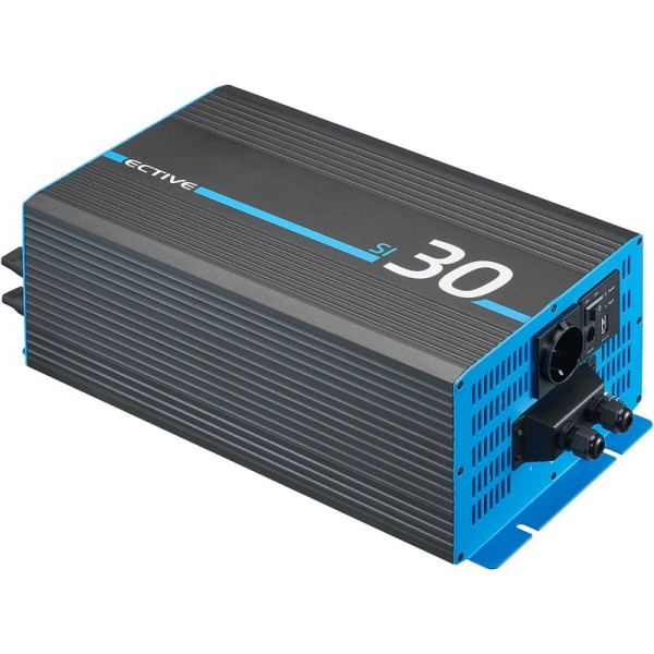 ECTIVE SI 30 3000W/12V Sinus-Wechselrichter mit reiner Sinuswelle