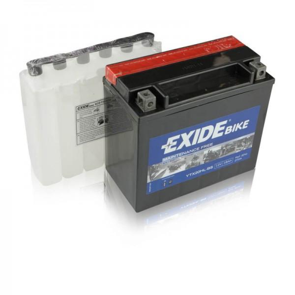 Exide-YTX20HL-BS-Bike-AGM-18Ah-Motorradbatterie-DIN-81800-DIN-82003