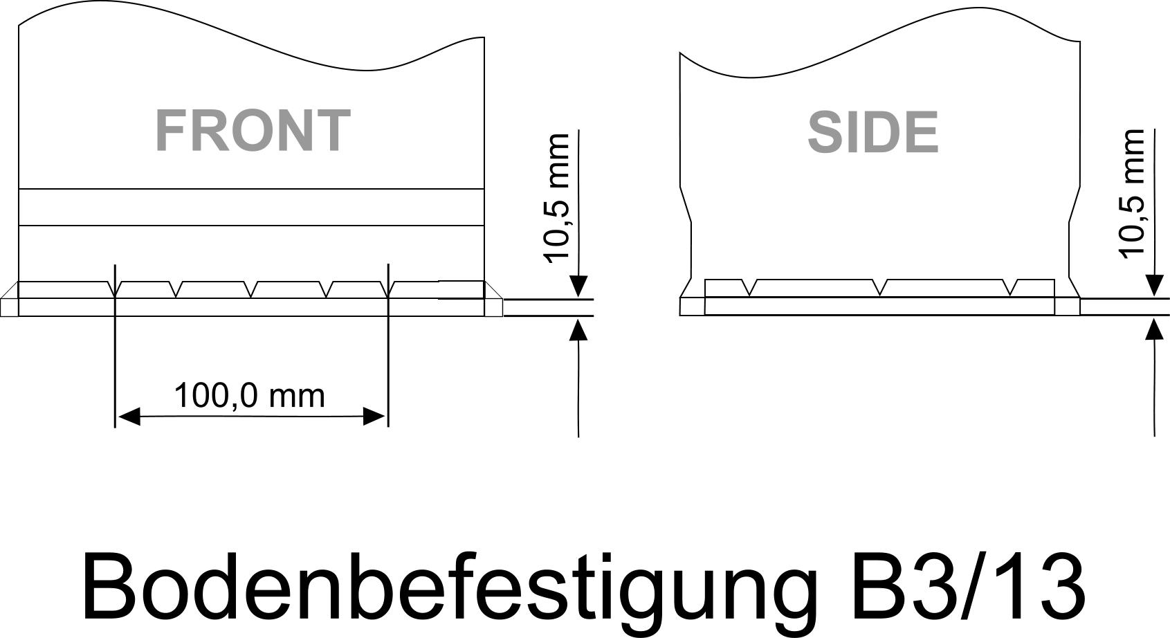 Exide El600 Efb Autobatterie 60ah Swissbatt24