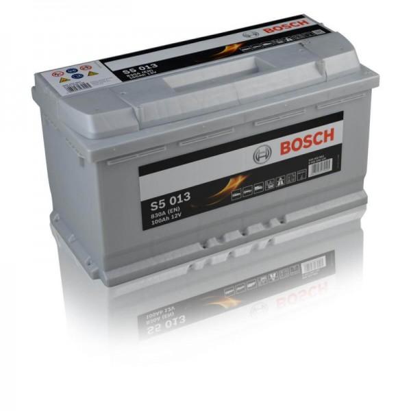 Bosch S5 013 100Ah Autobatterie 600 402 083