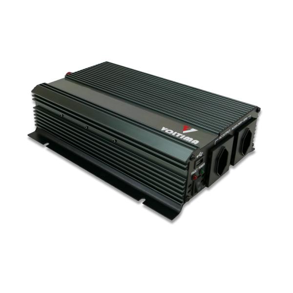VOLTIMA VSM1612 Wechselrichter 1600W/12V modifizierte Sinuswelle
