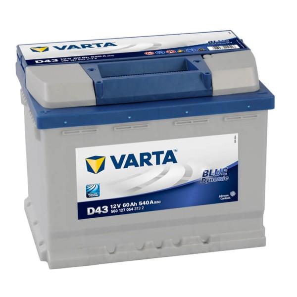 Varta-D43-Blue-Dynamic-60Ah-Autobatterie