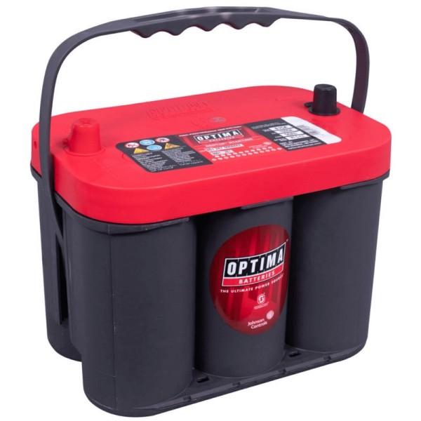Optima RT C 4,2 RedTop 50Ah Autobatterie