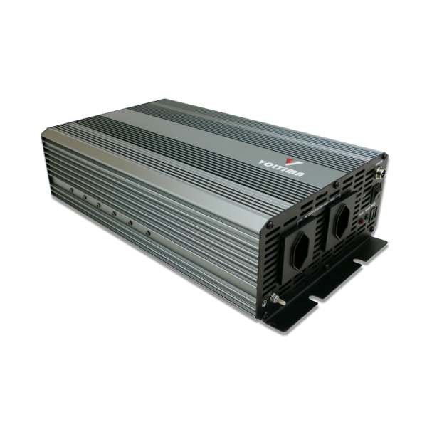 VOLTIMA VSM2512 Wechselrichter 2500W/12V modifizierte Sinuswelle