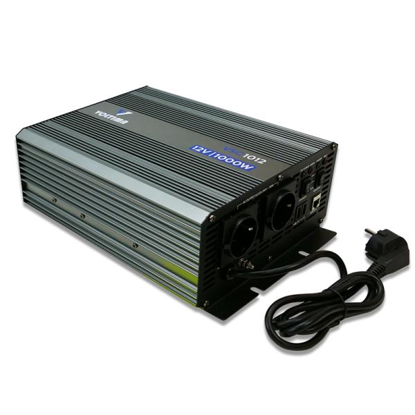 VOLTIMA VSC1012 Sinus Charger-Inverter 1000W/12V Sinus-Wechselrichter mit Ladegerät und NVS