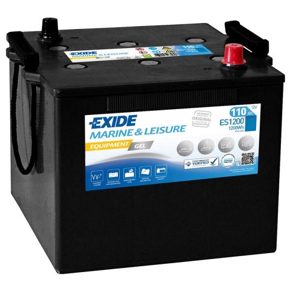 Exide-ES1200-Equipment-Gel-110Ah-Batterie-Gel-G110