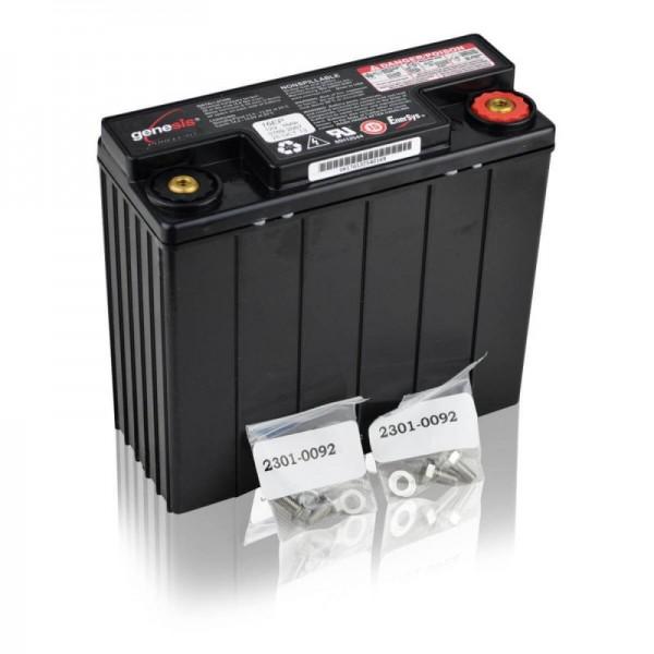 Hawker-EnerSys-Genesis-12EP16-16Ah-AGM-Batterie