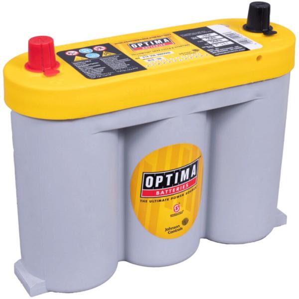 Optima YT S 2,1 YellowTop 6V 55Ah Batterie