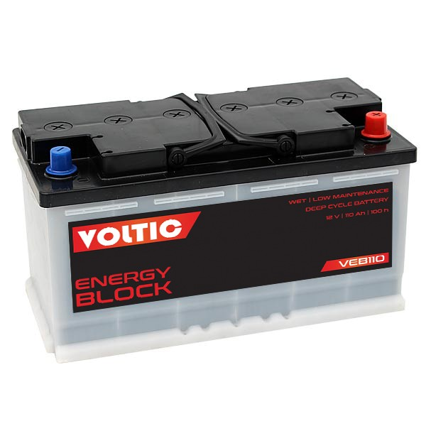 VOLTIC VEB110 EnergyBlock 95751 110Ah Batterie