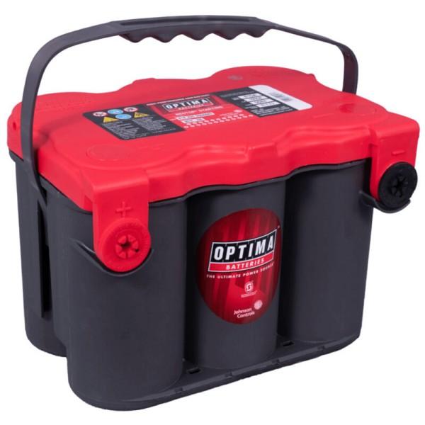 Optima RT F 4,2 RedTop 50Ah Autobatterie