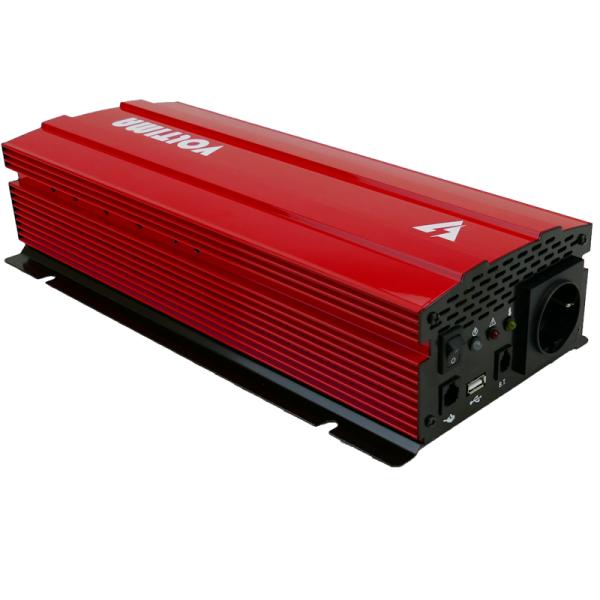 VOLTIMA VSI62 Sinus-Inverter 600W/12V Sinus-Wechselrichter