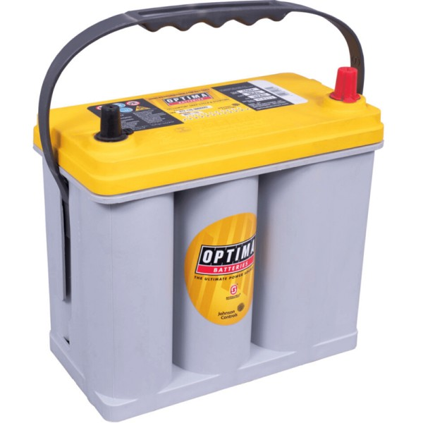 Optima YT R 2,7 JP YellowTop 38Ah Batterie
