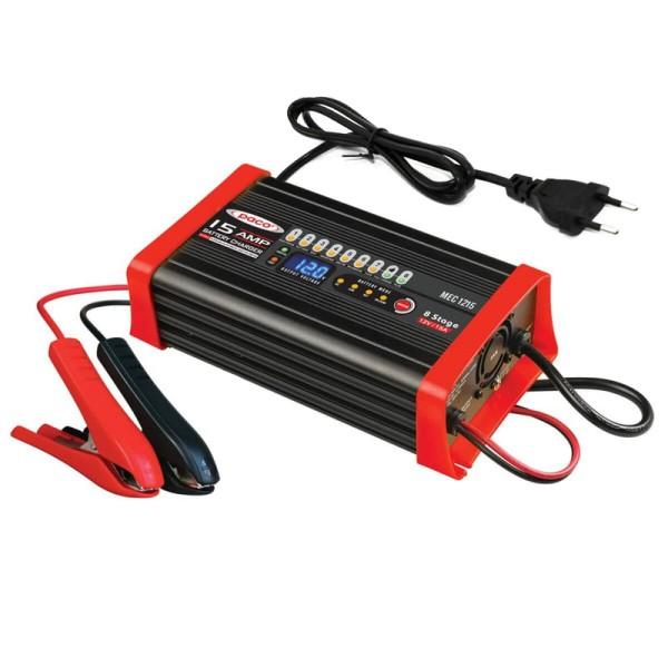 PACO MEC1215 15A/12V Batterieladegerät