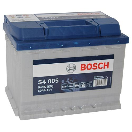 Bosch S4 005 60Ah Autobatterie 560 408 054