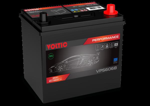 Voltic VP56068 Perfomance 65Ah Autobatterie