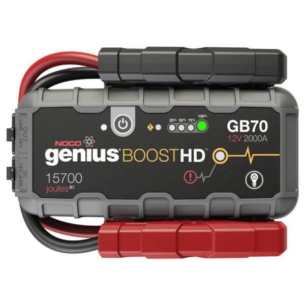 NOCO Genius Boost HD GB70 Jumpstarter 12V 2000A Starthilfe