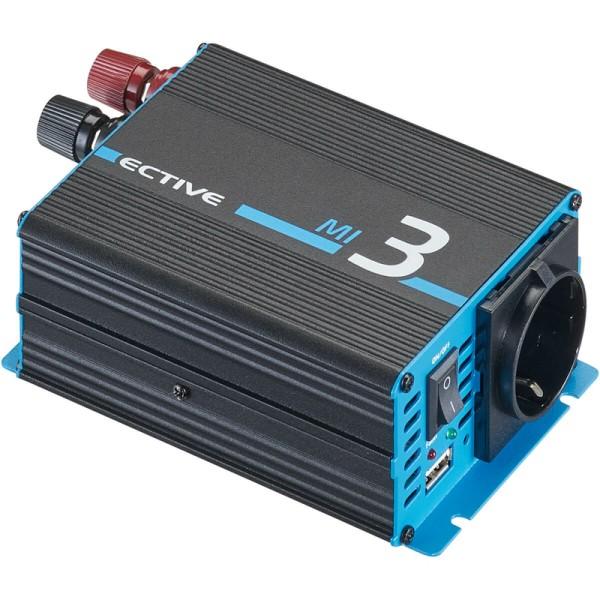 ECTIVE MI 3 300W/12V Wechselrichter mit modifizierter Sinuswelle