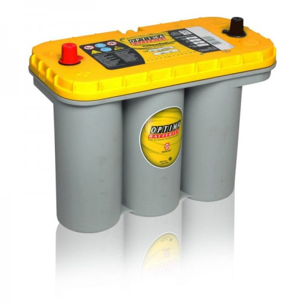 Optima-YT S-5-5-YellowTop-75Ah-Batterie