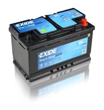 Exide-EK800-AGM-80Ah-Autobatterie