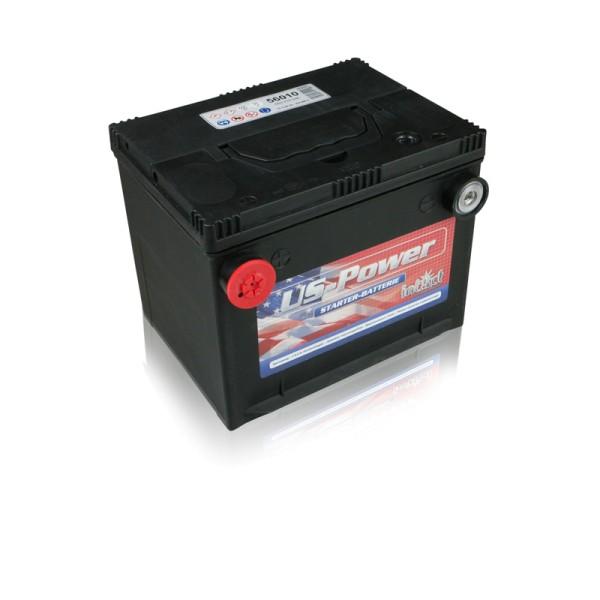 Intact 56010 US-Power Autobatterie 60Ah